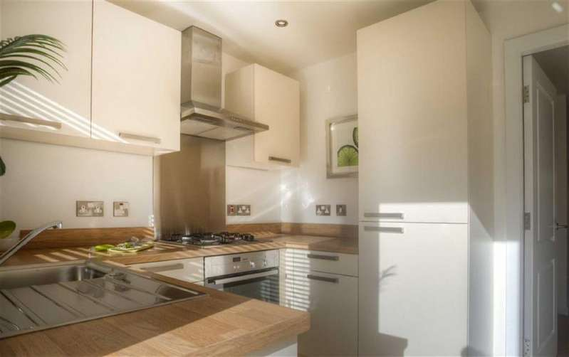2 Bedrooms Bungalow for sale in Groveside Park, Burnley, Lancashire