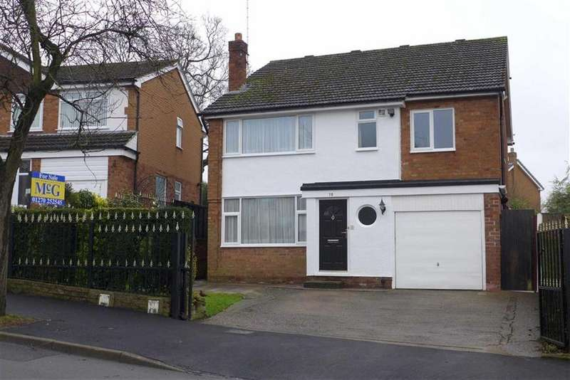 6 Bedrooms Detached House for sale in Bankfield Avenue, Wistaston, Crewe