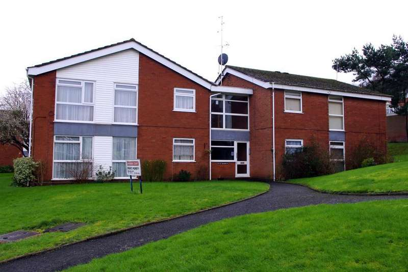 2 Bedrooms Flat for sale in Fairmile Road, Halesowen