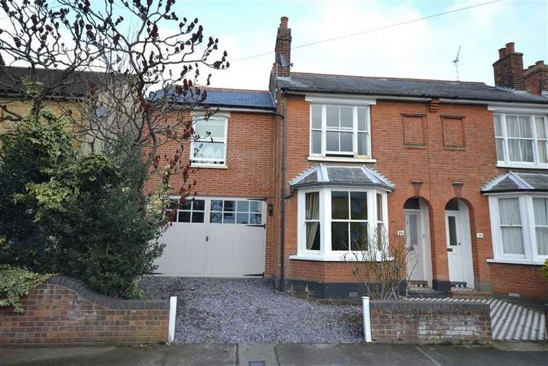 3 Bedrooms Semi Detached House for sale in South Primrose Hill, Chelmsford, Essex