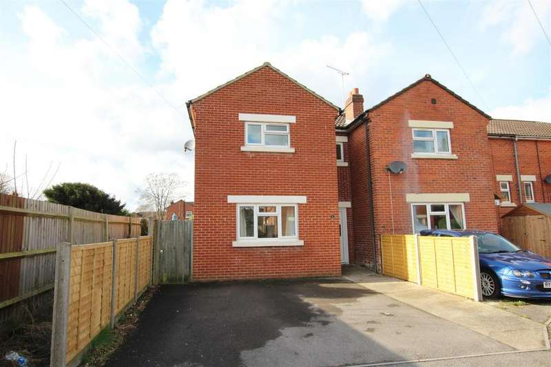 3 Bedrooms End Of Terrace House for sale in The Nook, Eastleigh