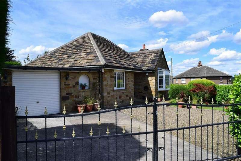 3 Bedrooms Detached Bungalow for sale in Mulberry Lodge, Honley, Holmfirth, HD9