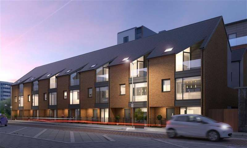 4 Bedrooms Town House for sale in Residenza, George Leigh Street, Ancoats