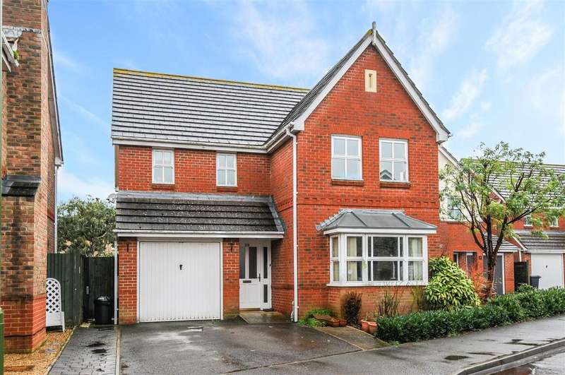 4 Bedrooms Detached House for sale in Lime Avenue, Westergate