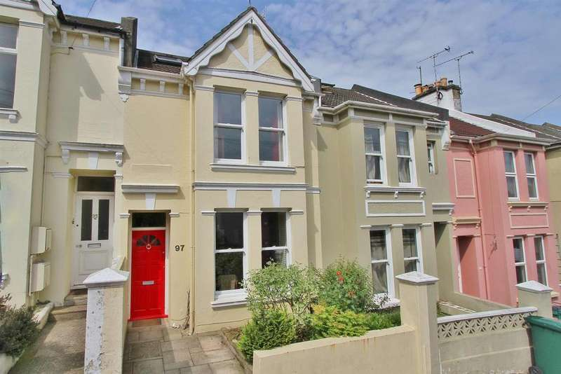 4 Bedrooms House for sale in Brading Road