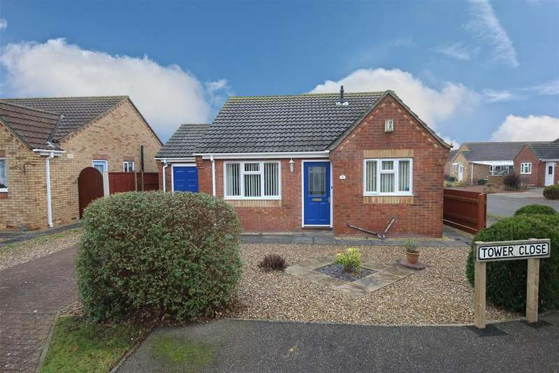 2 Bedrooms Detached Bungalow for sale in 11 Tower Close, Mablethorpe