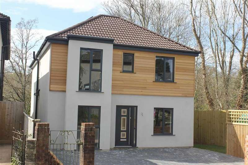 4 Bedrooms Detached House for sale in Coombe Bridge Avenue, Stoke Bishop, Bristol