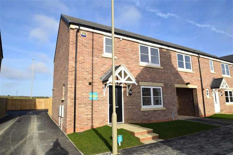 3 Bedrooms Semi Detached House for sale in Howgate Drive, Scarborough, YO11