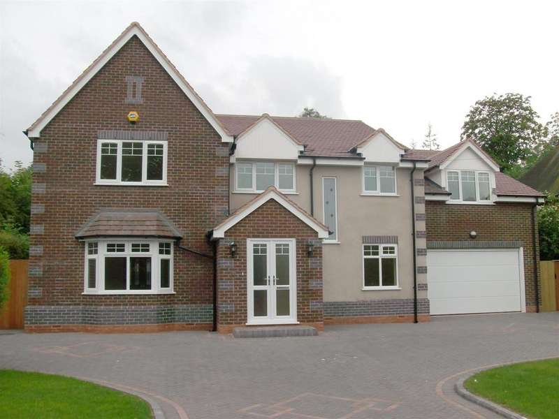 6 Bedrooms Detached House for sale in Park Hall Road, Walsall