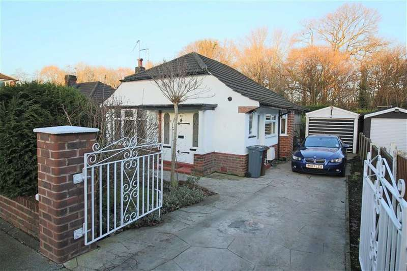 2 Bedrooms Detached Bungalow for sale in Spinney Road, Baguley