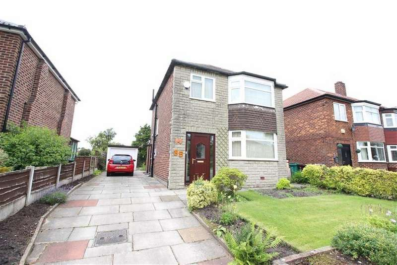3 Bedrooms Detached House for sale in Maple Road, Brooklands