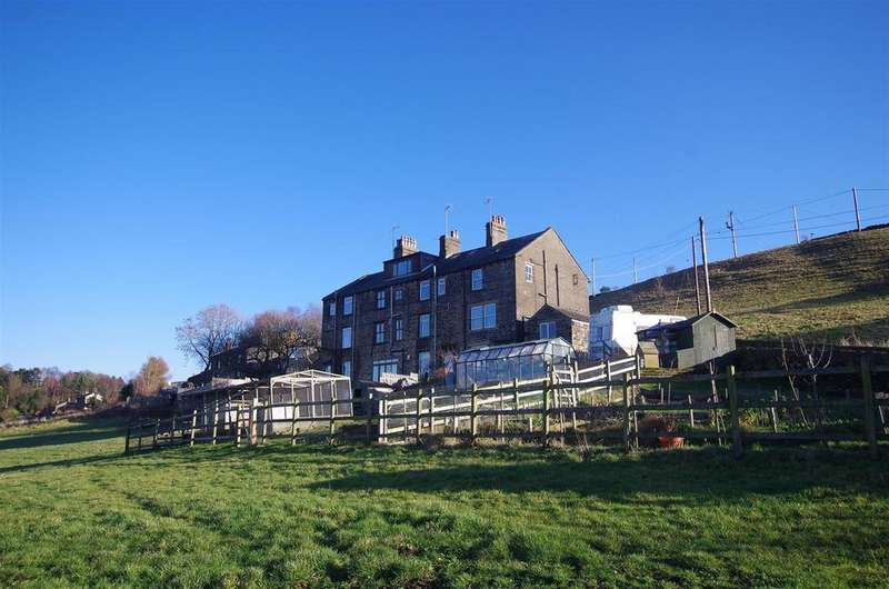 4 Bedrooms Terraced House for sale in Prospect Terrace, Norland