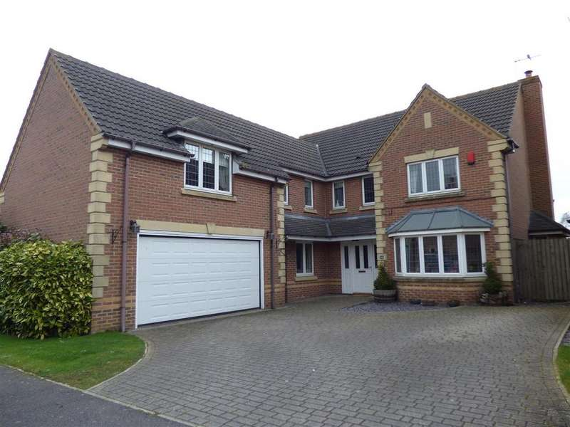 5 Bedrooms Detached House for sale in Sykes Close, Swanland