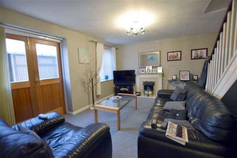2 Bedrooms Mews House for sale in Elliott Street, Burnley, Lancashire