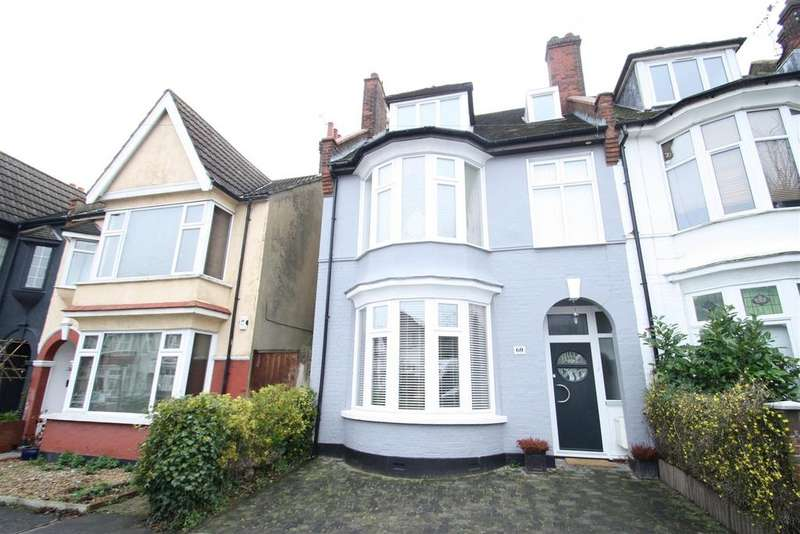 5 Bedrooms End Of Terrace House for sale in Leighton Avenue, Leigh-On-Sea
