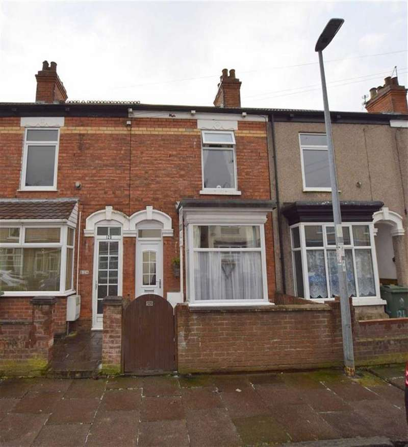 3 Bedrooms Terraced House for sale in Fairmont Road, Grimsby, North East Lincolnshire