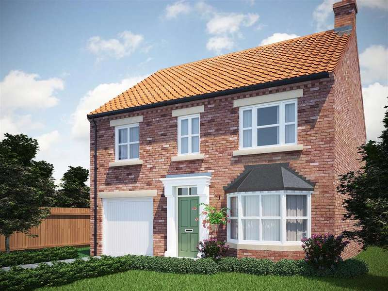 4 Bedrooms Detached House for sale in Temple Gate, Richmond