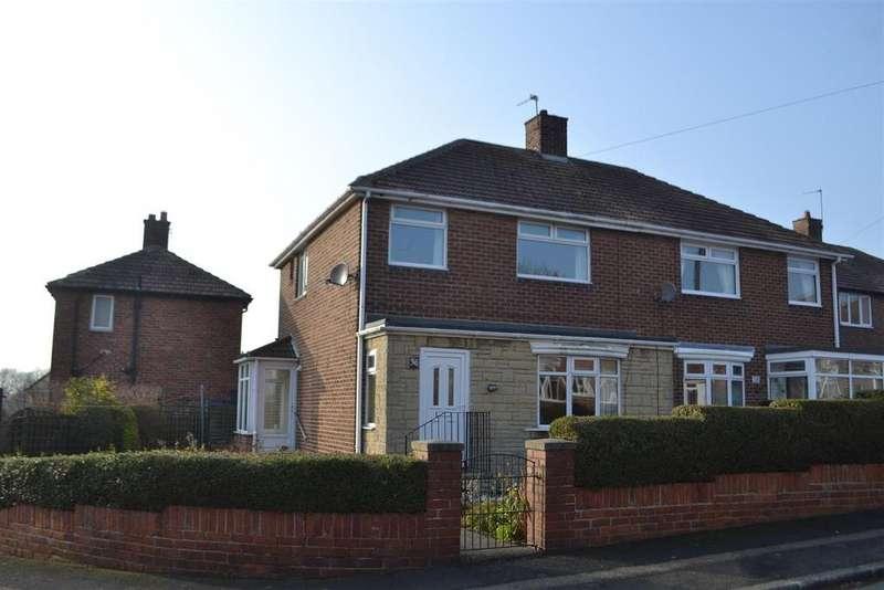 3 Bedrooms Semi Detached House for sale in Cornthwaite Drive, Whitburn, Sunderland