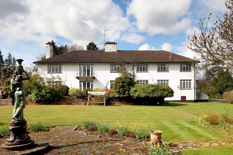 10 Bedrooms Detached House for sale in West Drive, Wentworth Estate, Virginia Water, GU25 4ND