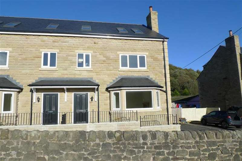 4 Bedrooms Semi Detached House for sale in Manchester Road, Buxton, Derbyshire