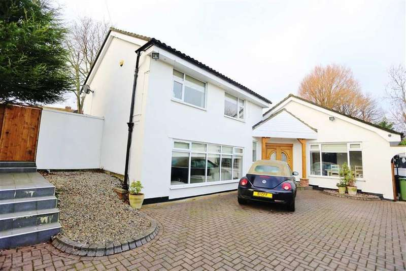 3 Bedrooms Detached House for sale in Ledbury Road, Ashbrooke, Sunderland, SR2