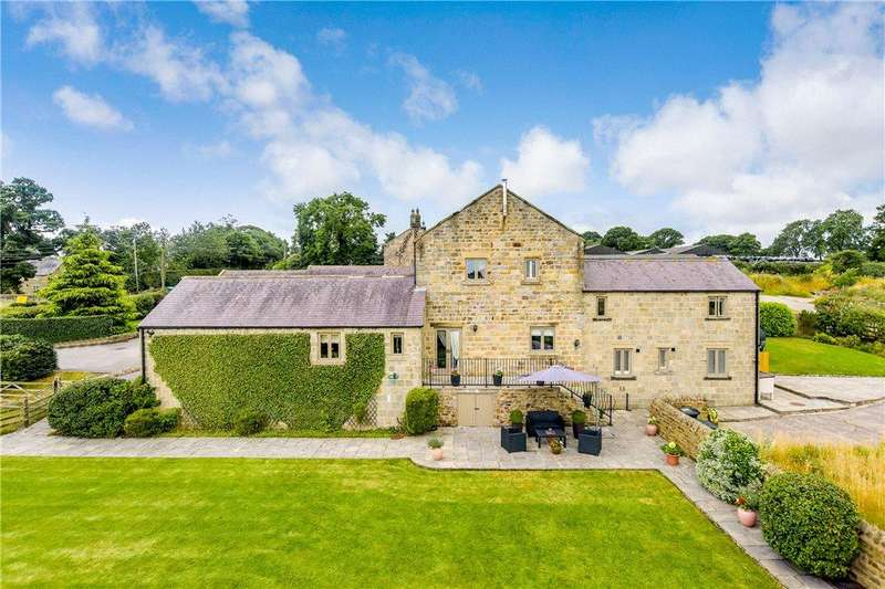5 Bedrooms House for sale in Ripley, Harrogate, North Yorkshire