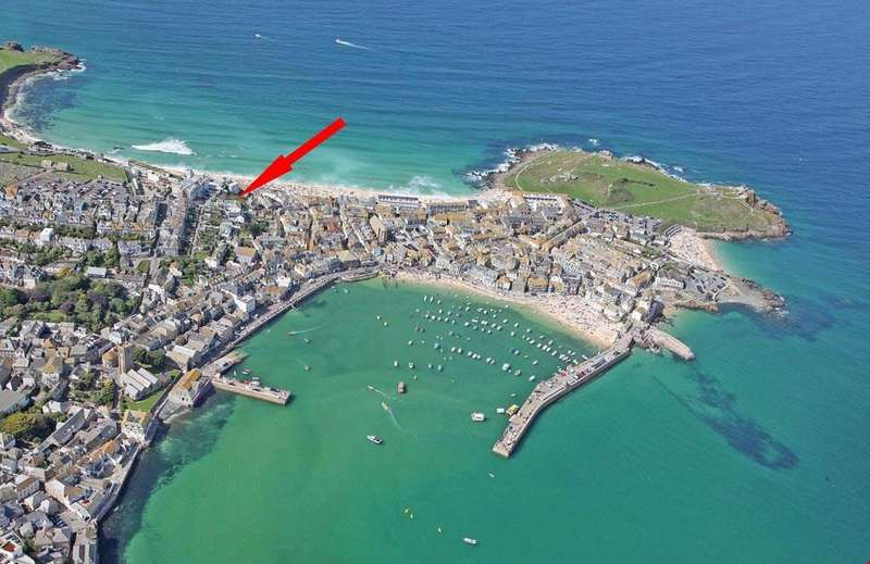 Plot Commercial for sale in St Ives, West Cornwall , TR26