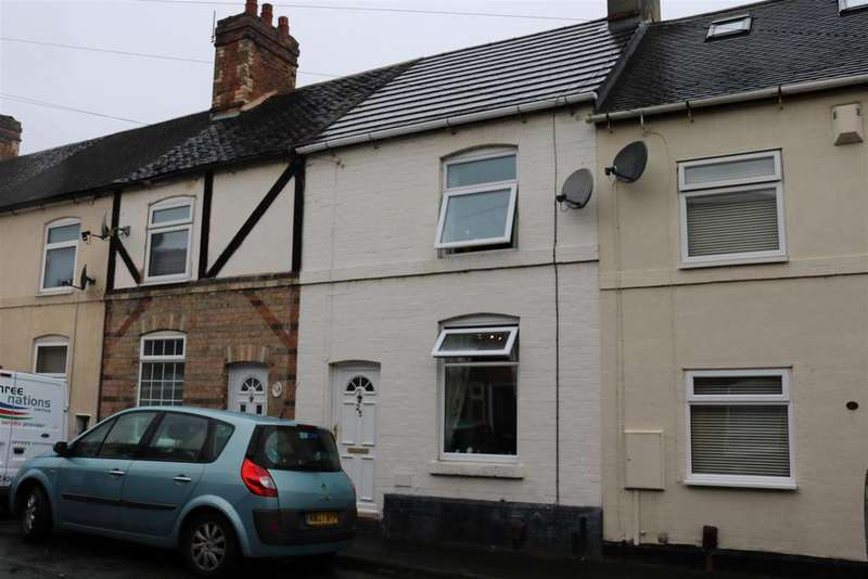 2 Bedrooms Terraced House for sale in John Street, Tamworth