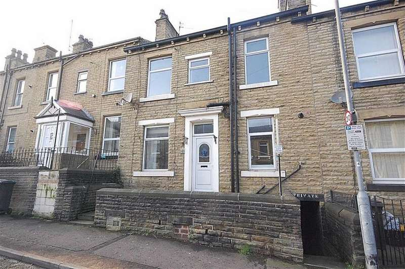 3 Bedrooms Terraced House for sale in Catherine Street, Elland, HX5