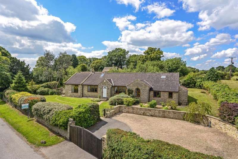 4 Bedrooms Detached House for sale in Fountains Lane, Aldfield, Ripon, North Yorkshire