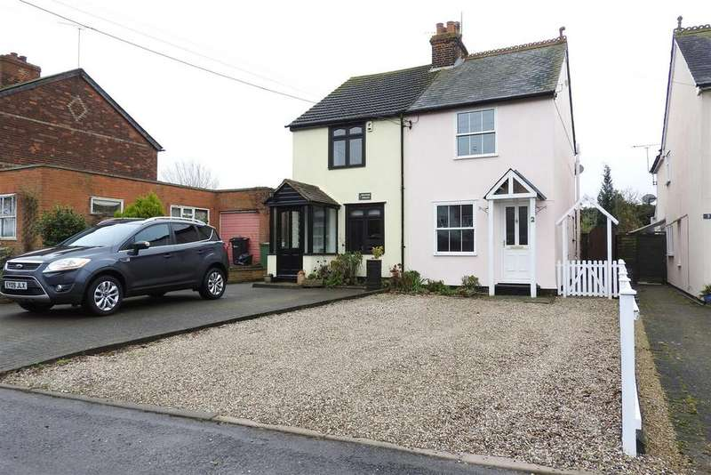 2 Bedrooms House for sale in Nounsley Road, Hatfield Peverel, Chelmsford