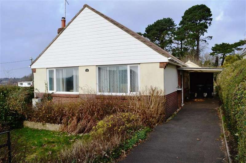 2 Bedrooms Detached Bungalow for sale in Blythe Road, Wimborne, Dorset