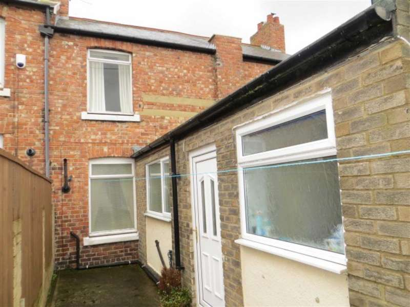3 Bedrooms Terraced House for sale in Forth Street, Chopwell, Tyne And Wear