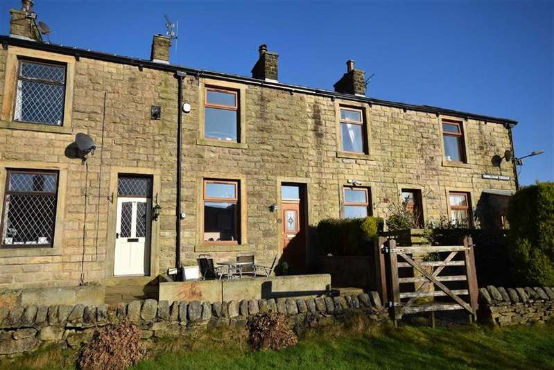 2 Bedrooms Terraced House for sale in Hambledon Terrace, Higham, Lancashire