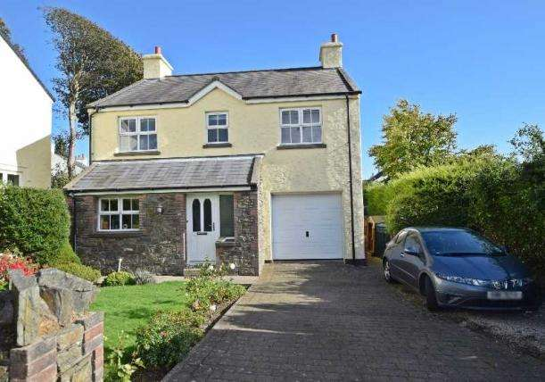 4 Bedrooms House for sale in Ard Reayrt, Ramsey Road, Laxey, IM4 7QN
