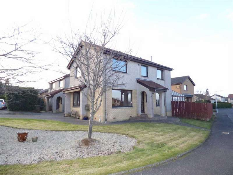 4 Bedrooms Detached House for sale in Hay Fleming Avenue, St Andrews