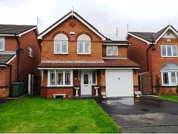 4 Bedrooms Detached House for sale in Countess Park, Croxteth, Liverpool
