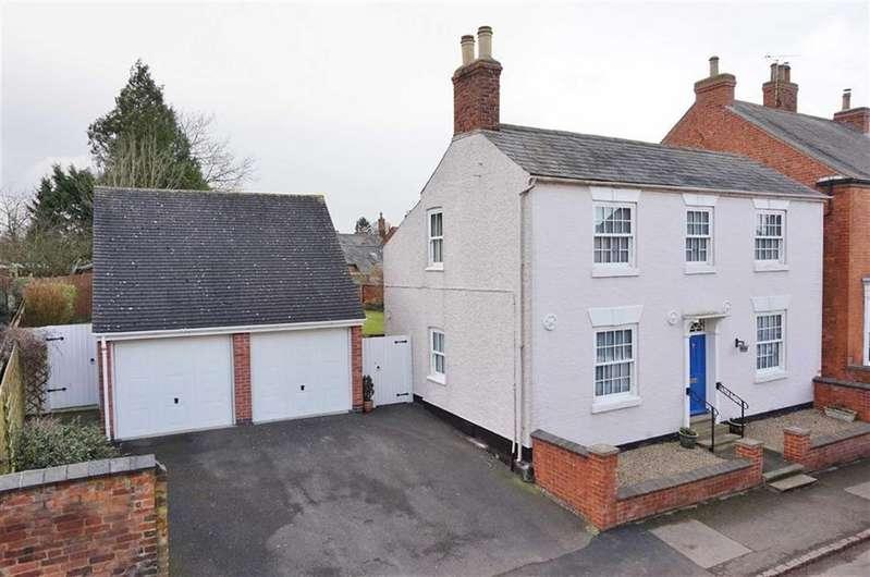 3 Bedrooms Detached House for sale in Husbands Bosworth