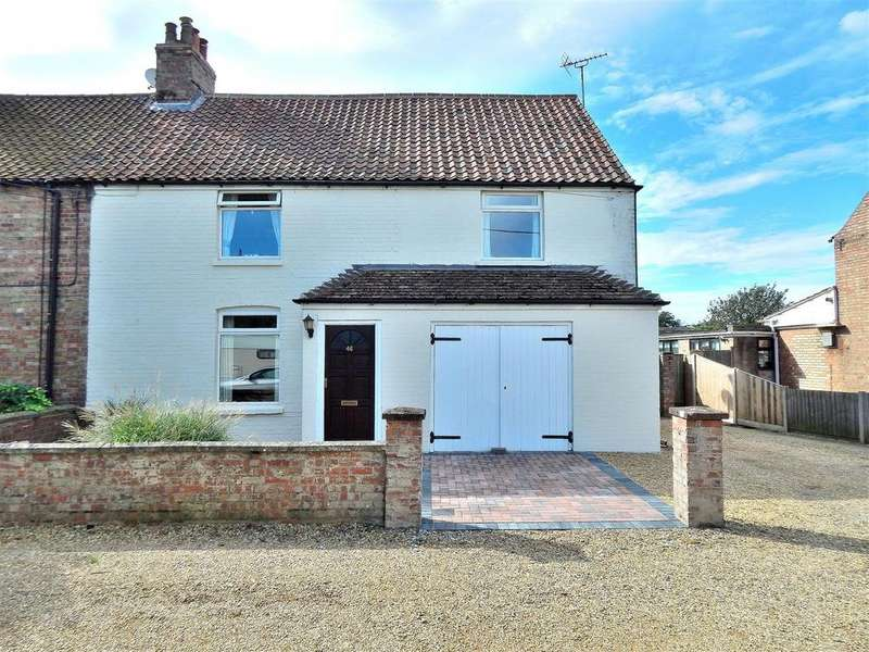 4 Bedrooms End Of Terrace House for sale in Centre Vale, Dersingham, King's Lynn