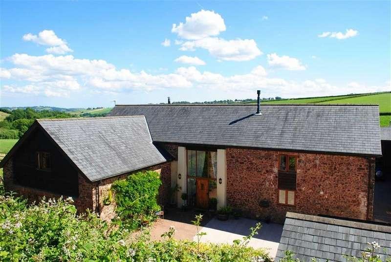 4 Bedrooms Semi Detached House for sale in Loxbeare, Tiverton, Devon, EX16