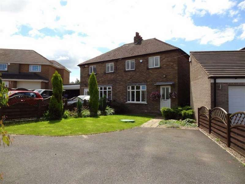 3 Bedrooms Semi Detached House for sale in Castle View, Hood Green, Barnsley, S75