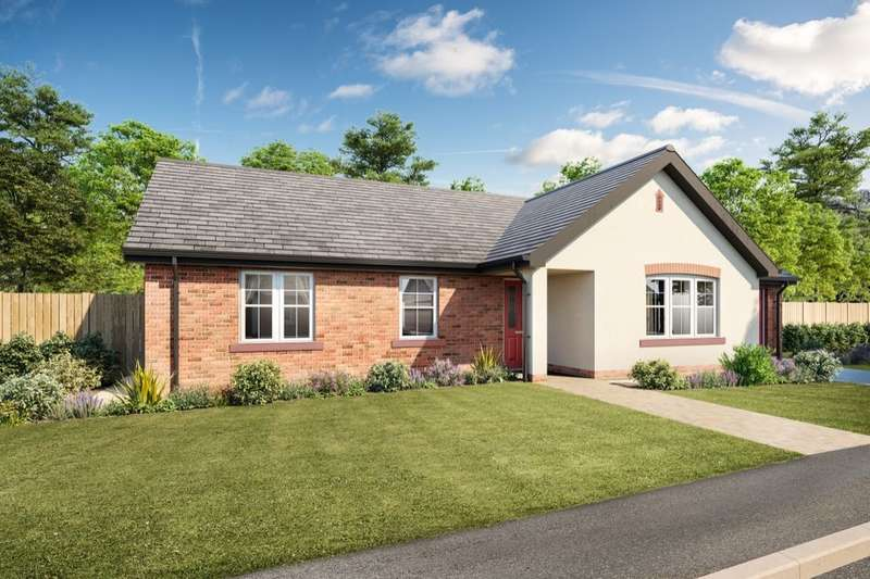 3 Bedrooms Detached Bungalow for sale in March Mount, Dumfries, DG1