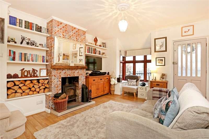3 Bedrooms Semi Detached House for sale in Mons Cottage, The Slade, Lamberhurst, Tunbridge Wells, TN3