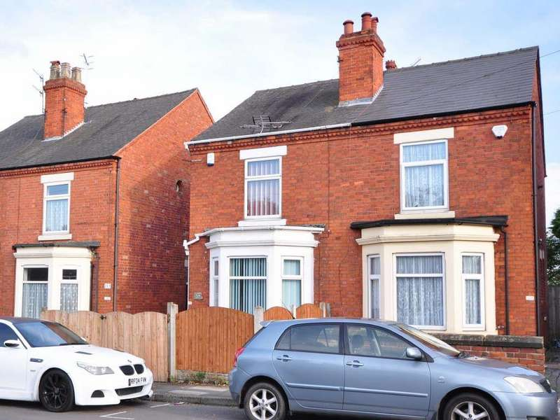 3 Bedrooms Semi Detached House for sale in Cinderhill