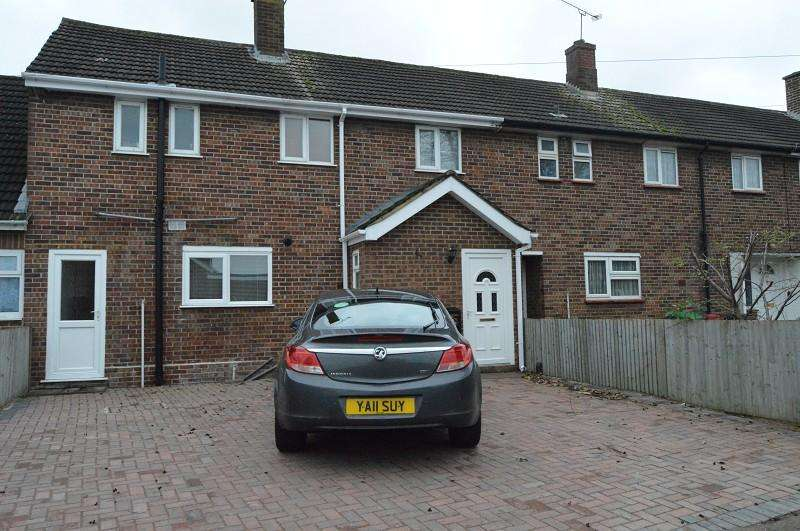 3 Bedrooms Terraced House for sale in The Normans , Slough, Berkshire. SL2 5TU