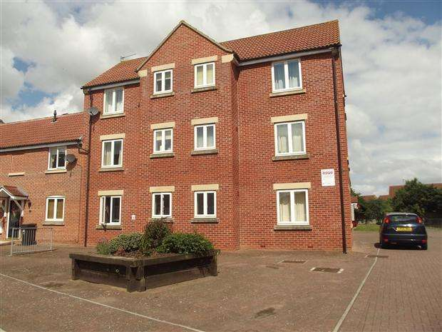2 Bedrooms Apartment Flat for sale in Viscount Square Bridgwater Bridgwater TA6