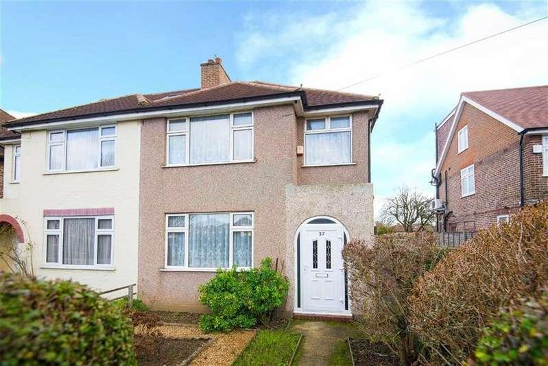3 Bedrooms Semi Detached House for sale in The Fairway, Ruislip