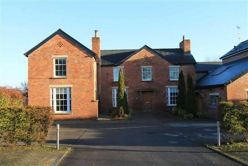 4 Bedrooms Barn Conversion Character Property for sale in Harefield Farm, Harefield Drive, Wilmslow