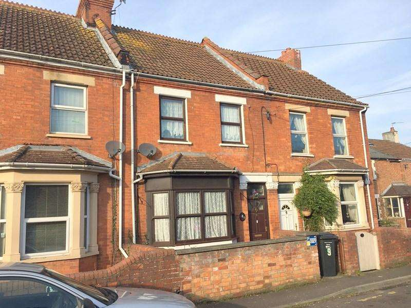 3 Bedrooms Terraced House for sale in Worston Road, Highbridge