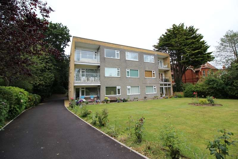 2 Bedrooms Apartment Flat for sale in 7 Marlborough Road, Westbourne Bournemouth